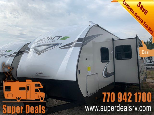 2021 Starcraft Super Lite 281BH in Temple, GA 30179