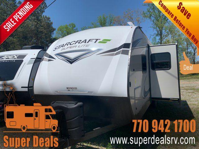2021 Jayco Starcraft Super Lite 281BH in Temple, GA 30179