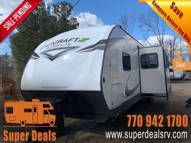 2021 Starcraft Super LT 311BH in Temple, GA 30179