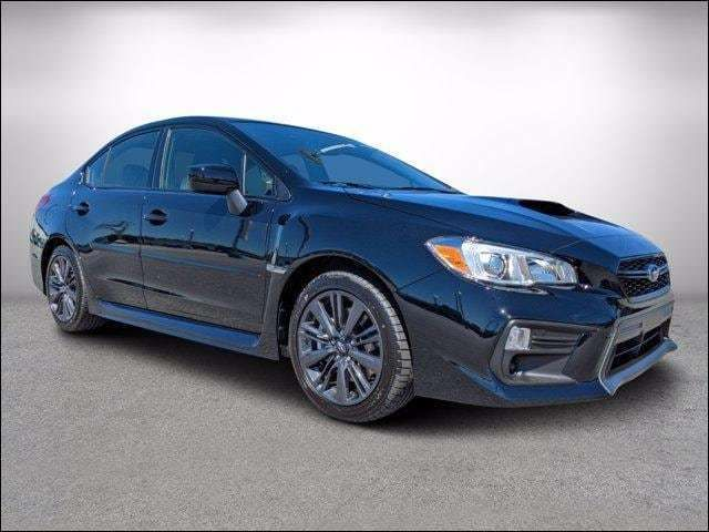 2021 Subaru WRX Base Trim Level