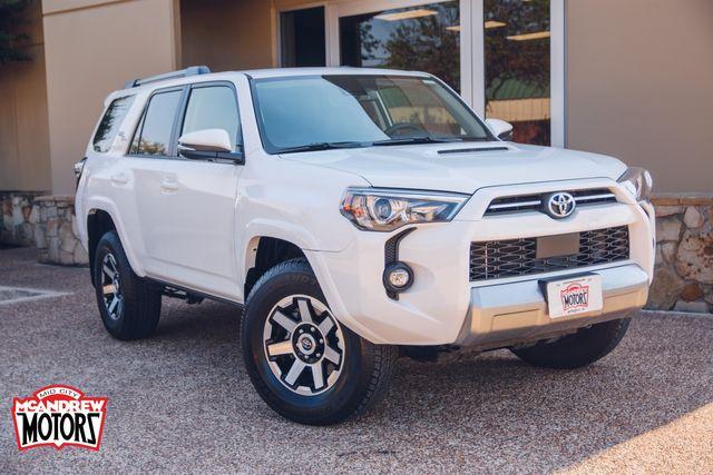 2021 Toyota 4Runner 4x4 TRD Off Road Premium