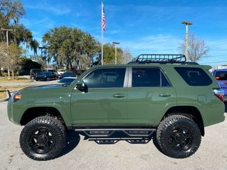 2021 Toyota 4Runner LIFTED ARMY GREEN 4RUNNER 4X4 YAKIMA RACK  Plant City Florida  Bayshore Automotive   in Plant City, Florida
