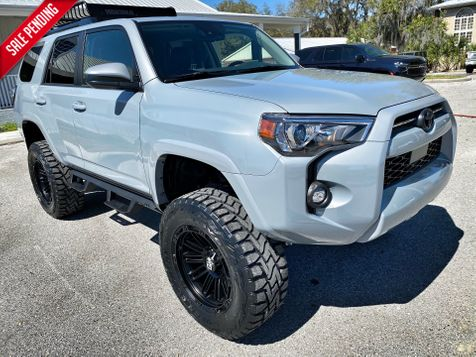 2021 Toyota 4Runner TRAIL ED LEATHER 6