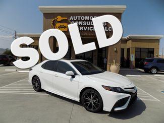 2021 Toyota Camry SE in Bullhead City, AZ 86442-6452