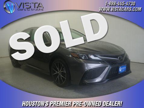 2021 Toyota Camry SE in Houston, Texas