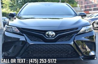 2021 Toyota Camry TRD V6 Waterbury, Connecticut 8