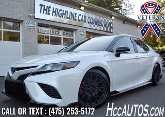 2021 Toyota Camry TRD V6 Waterbury, Connecticut