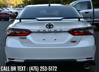 2021 Toyota Camry TRD V6 Waterbury, Connecticut 3