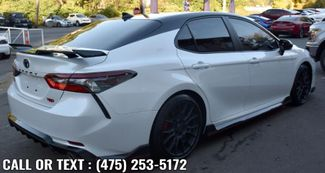 2021 Toyota Camry TRD V6 Waterbury, Connecticut 4