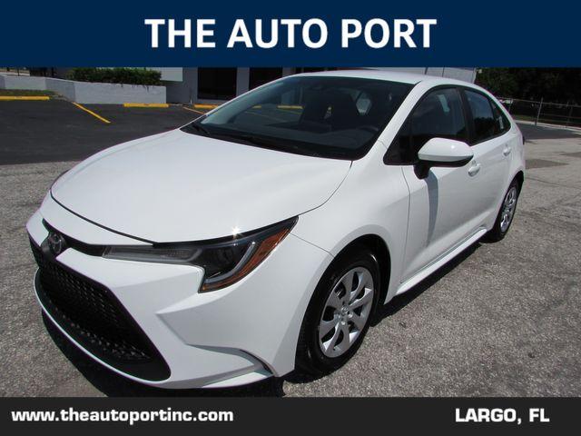 2021 Toyota Corolla LE in Largo, Florida 33773