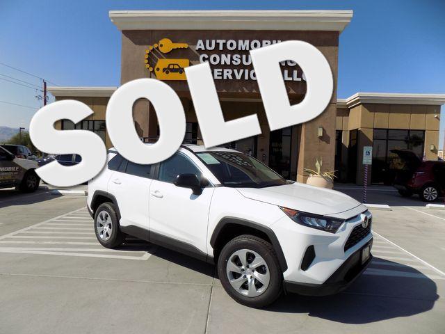 2021 Toyota RAV4 LE in Bullhead City, AZ 86442-6452