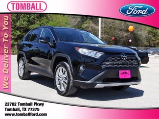 2021 Toyota RAV4 Limited in Tomball, TX 77375