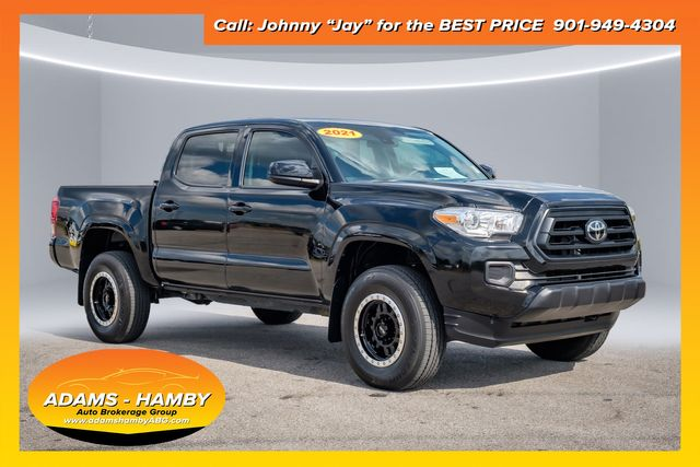 2021 Toyota Tacoma 4x2 SR with Convenience Package and Bed Lighting