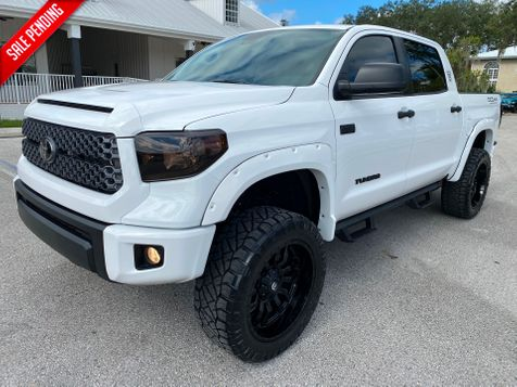 2021 Toyota TUNDRA CUSTOM LIFTED LEATHER FLARES 22