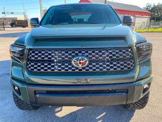 2021 Toyota TUNDRA ARMY TRD PRO CUSTOM LIFTED LEATHER CREWMAX   Plant City Florida  Bayshore Automotive   in Plant City, Florida