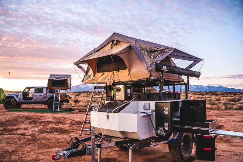 2021 Tuff Stuff 4x4 Base Camp   in Mesa, AZ