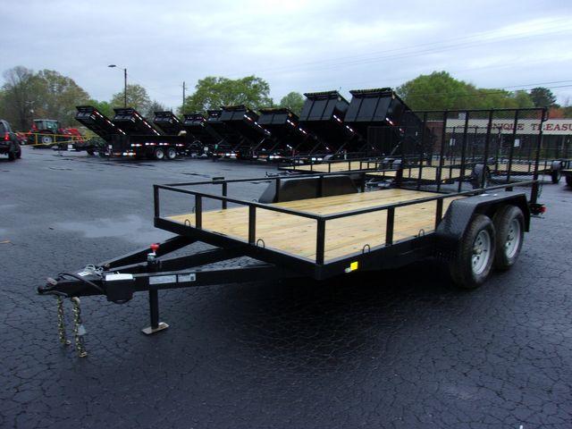 2021 Utility Cargo Craft 6.5x14
