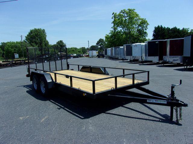 2021 Utility Cargo Craft 7x16 in Madison, Georgia 30650