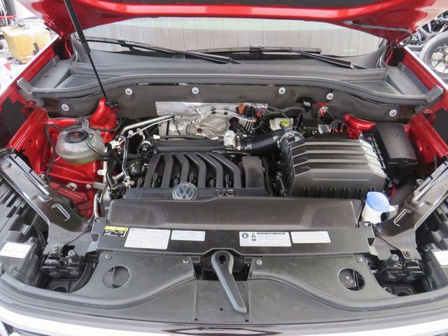 2021 Volkswagen Atlas SEL Premium 4Motion in McKinney, Texas 75070