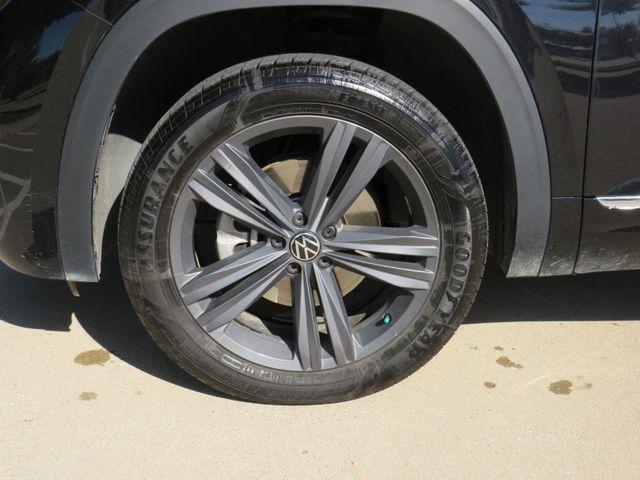 2021 Volkswagen Atlas 3.6L V6 SE w/Technology R-Line in McKinney, Texas 75070