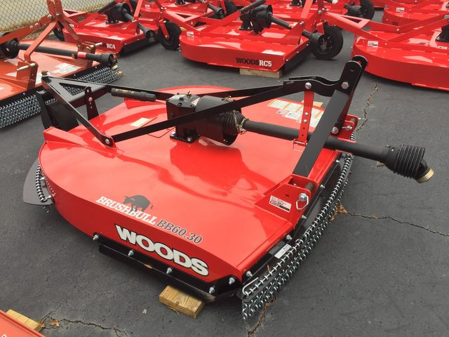 2021 Woods Rotary Cutter 5ft. BB60.30