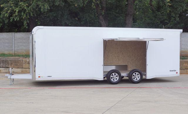 2022 Atc SALE 24' Raven Limited Car Hauler With Premium Escape Door $22,695
