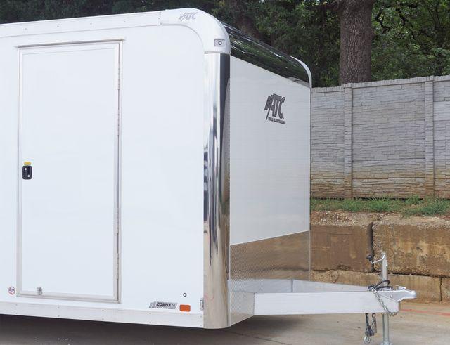 2022 Atc SALE 24' Raven Limited Car Hauler With Premium Escape Door $22,695 in Keller, TX 76111