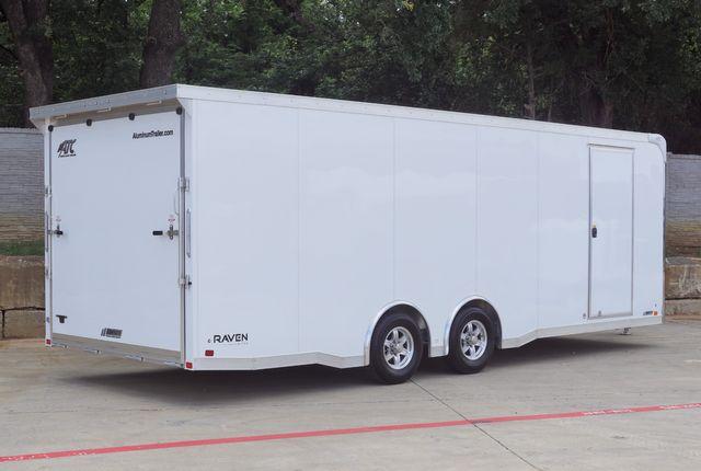 2022 Atc 24' Raven Limited Car Hauler With Premium Escape Door $24,995 in Keller, TX 76111