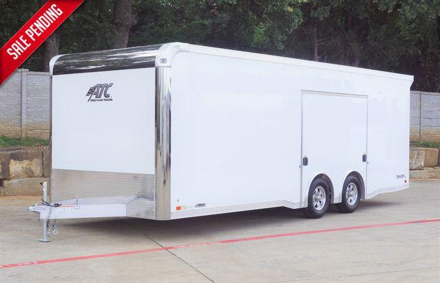 2022 Atc 24' Raven Limited Car Hauler With Premium Escape Door $26,995