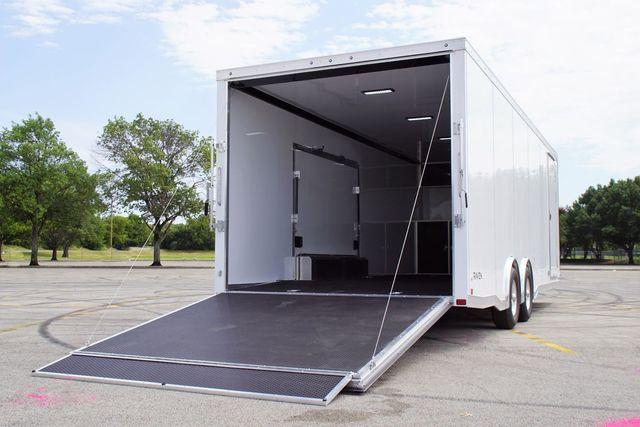2022 Atc 8.5 X 24' RAVEN PLUS W/ ESCAPE DOOR $33695 in Keller, TX 76111