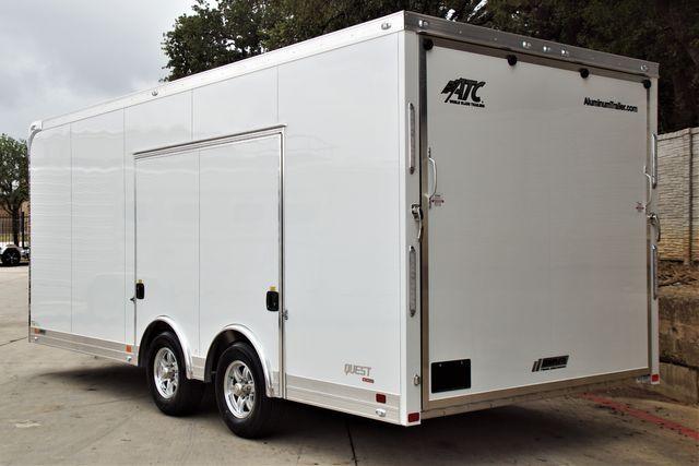 2022 Atc DISCONTINUED MODEL SALE 8.5 X 20 ALL ALUMINUM CAR HAULER CH205 PACKAGE $29,995 in Keller, TX 76111