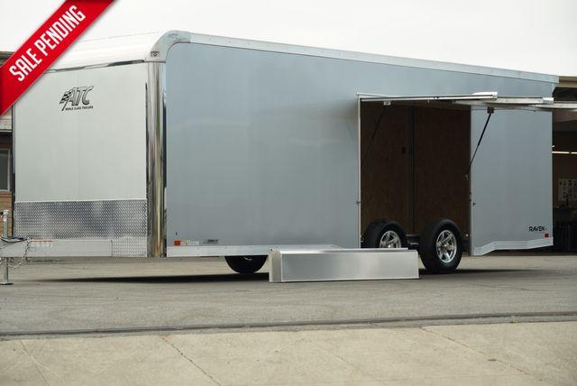 2022 Atc RAVEN CAR HAULER LIMITED 8.5X24 $24,595