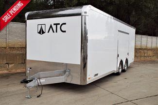 2022 Atc NEW DESIGN 24' RAVEN CAR HAULER LIMTED ALL ALUMIMUM TRAILER $26,995 in Keller, TX 76111