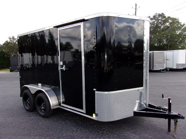 """2022 Cargo Craft Enclosed 7x12 6' 6"""" Interior Height"""
