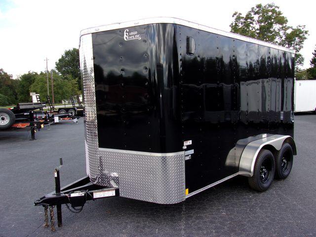 """2022 Cargo Craft Enclosed 7x12 6' 6"""" Interior Height in Madison, Georgia 30650"""