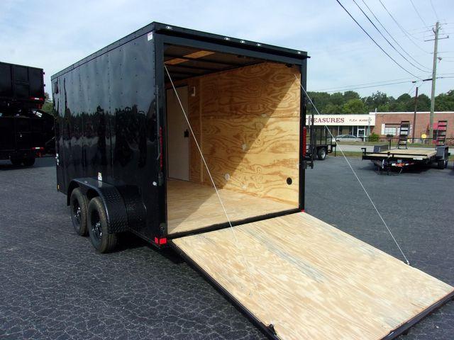 """2022 Cargo Craft Enclosed 7x14 6' 6"""" Interior Height in Madison, Georgia 30650"""