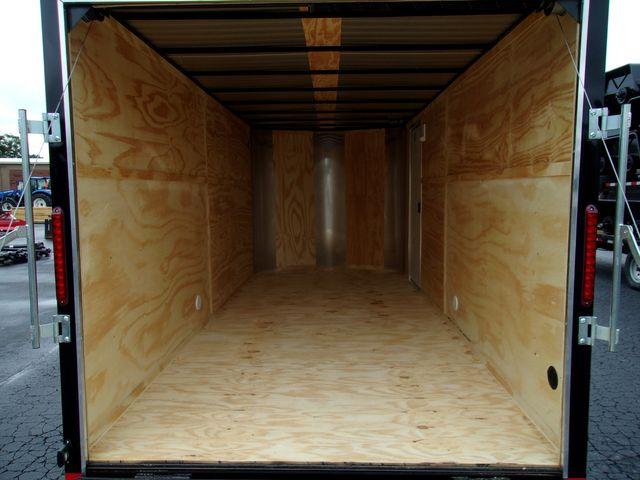"""2022 Cargo Craft Enclosed 7x16 6'6"""" Interior Height in Madison, Georgia 30650"""