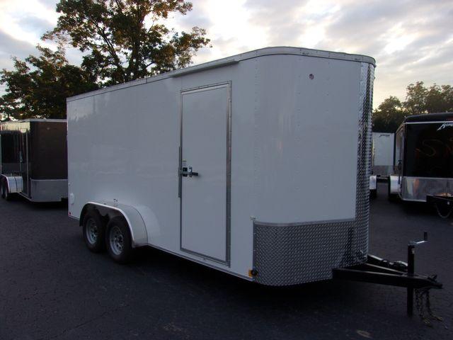 2022 Cargo Craft Enclosed 7x16 7Ft in Madison, Georgia 30650