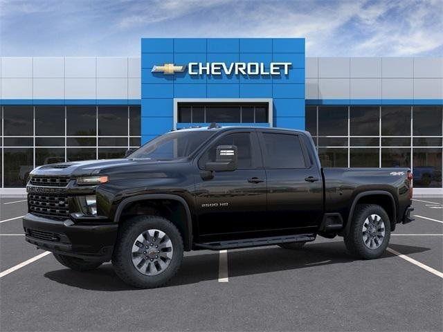2022 Chevrolet Silverado 2500HD Custom Madison, NC 1