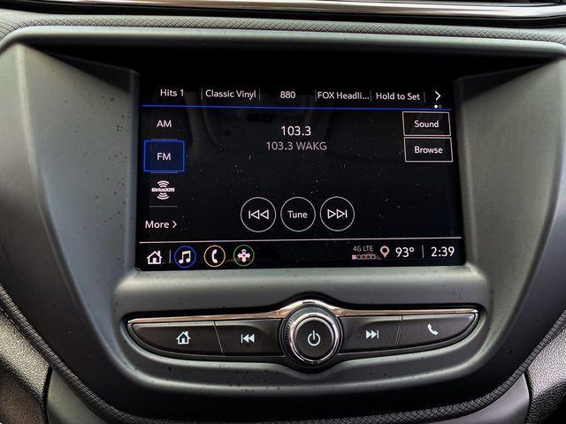2022 Chevrolet Trailblazer LT Madison, NC 26