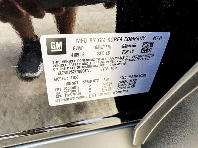 2022 Chevrolet Trailblazer LT Madison, NC 32
