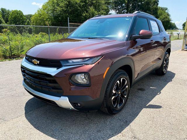 2022 Chevrolet Trailblazer LT Madison, NC 5