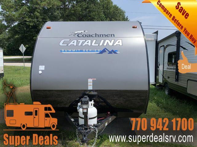 2022 Coachmen Catalina Summit 184BHS