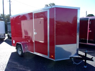 """2022 Covered Wagon Enclosed 6x12 6'6"""" Interior Height in Madison, Georgia 30650"""