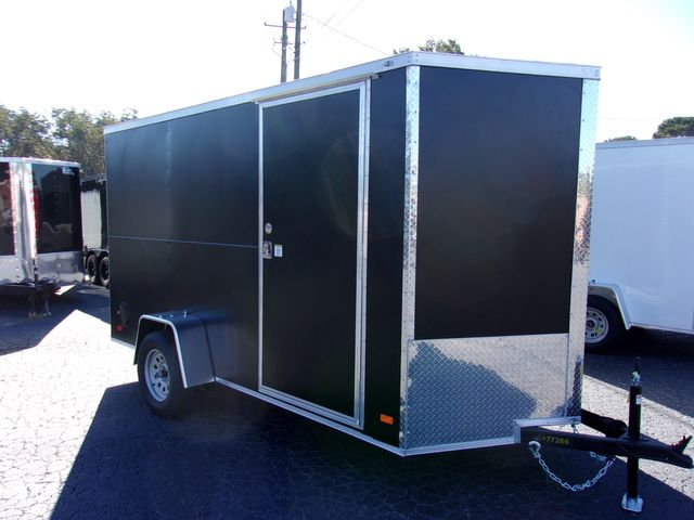 """2022 Covered Wagon Enclosed 6x12 6' 6"""" Interior Height in Madison, Georgia 30650"""