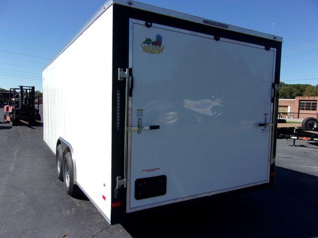 "2022 Covered Wagon Enclosed 8 1/2x20 5 Ton 6'6"" in Madison, Georgia 30650"