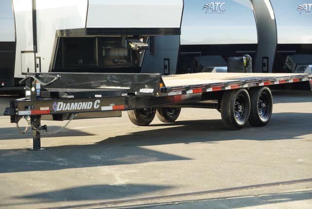2022 Diamond C DEC 18X102'' DECK OVER TRAILER $11,995 in Keller, TX 76111