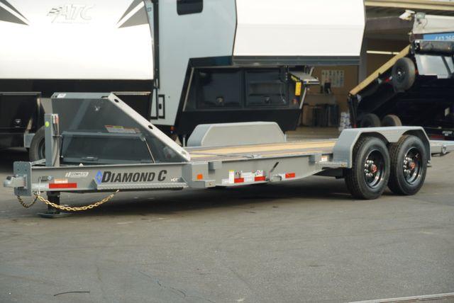 2022 Diamond C HDT 8.5 X 20' $15695 18K GVWR in Keller, TX 76111