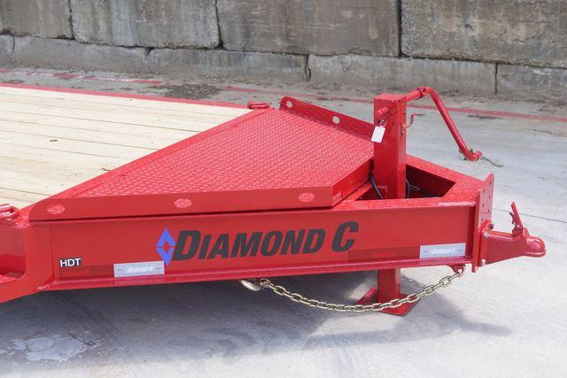 2022 Diamond C HDT 8.5 X 26' TRIPLE AXLE TILT (24900 GVWR) in Keller, TX 76111