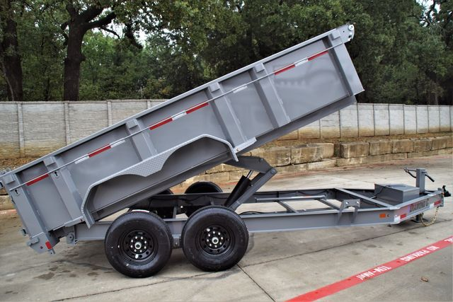 2022 Diamond C 82'' X 12' LOW PROFILE 14K DUMP TRAILER PRE- PRICE INCREASE$14,995 in Keller, TX 76111
